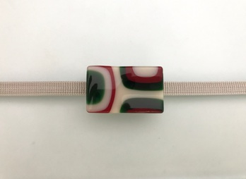 パターン レッド&グリーン374